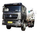 HOKA concrete mixer truck cement truck sinotruk tanker truck