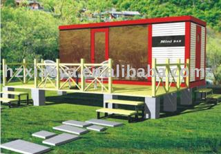 Container House(movable container house, prefab house)