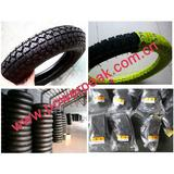 Natural rubber motorcycle tyre and tube 250-17,250