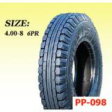 Motorcycle tricycle tire 400-8