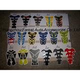 Motorcycle Tank Sticker (SW-6)