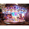 24 Seats Outdoor Amusement Park Merry-go-round for sale