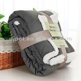 winter quilt coral fleece blanket