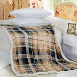 childdren summer quilt coral fleece blanket
