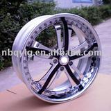 forged aluminum wheel
