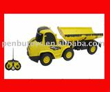 1:20 rc construction toy trucks (0105)