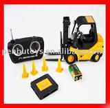 Raido Control Toy Construction Truck Forklift Toy RC (B039)