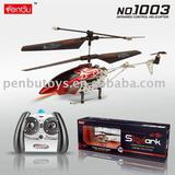 Skylark Helicopter 3ch Mini RC Helicopter (PB1003)