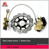 Rear brake levers + Brake Disc CRF50 70 parts