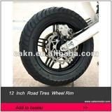 12 Inch Road Tires Wheel Rim Dirt Bike parts