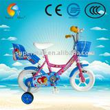 """12"""" Kids Bike With Basket and Doll Carrier EVA Tires With CE"""