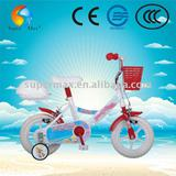 2011 New Style Kids Bike For Girls With Basket CE