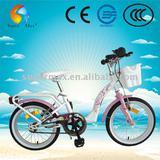 Fashionable Princess Bike for Girls with CE