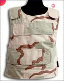 NIJ IV/NIJ III/NIJ IIIA soft PE ballistic bulletproof vest