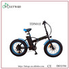 "20""electric fat tire bike"