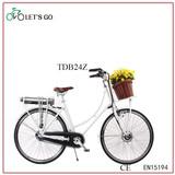 """28"""" E city bike TDF013"""