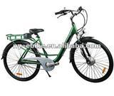 "28"" Beach Cruiser E bike TDF010 36v"