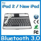 Mini Wireless Rechargeable bluetooth Keyboard for iPhone 4 Smartphone PC Laptop
