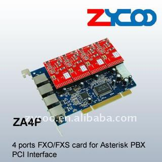 Asterisk Cards,VOIP Hardware, PCI card, PRI, BRI
