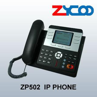IP Phone ZP502P with PoE