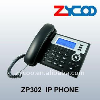 VoIP phone, IP phone