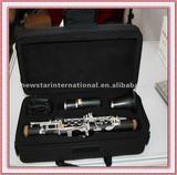 musical instruments Eb ebony clarinet