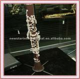 musical instruments G tone rose wood clarinet