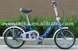 18INCH HI-TEN STEEL SINGLE SPEED FOLDING BIKE/FOLDING BIKES/FOLDING BICYCLES