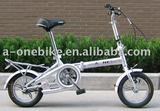 12INCH HI-TEN STEEL SINGLE SPEED FOLDING BIKE/CHILDREN FOLDING BICYCLE