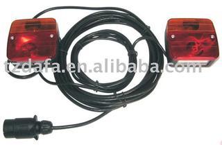 Trailer light(Magnetic trailer light)