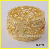 2012 new design african gold plating bracelet & new trend jewelry factory