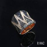 Wholesale Big size jewelry ring