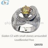 Newest design fashion jewelry ring