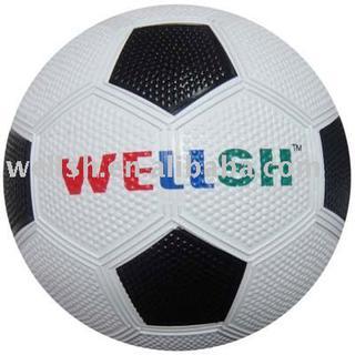 rubber soccer ball,size 4