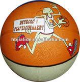 promotional basketball ball 2012