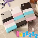 New Arrival Rainbow flourishing series Case Cover for iPhone4 4S Detachable Case for iPhone