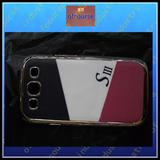 New Arrival Top Quality  plastic Case For Samsung Galaxy S3 i9300  Design Mutil Colors phone case