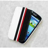 Leather Flip Cover Case For Samsung Galaxy S3 i9300 Luxury Smart Phone Cover Pouch