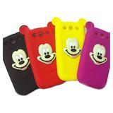 Mickey Minnie Mouse style Skin Case Back Cover for samsung i9300 with ear