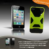 Hot Pc Case Back Cover X Line Case For iphone 4 4s rok form phone case