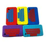 keyboard design silicon case for blackberry 8520