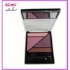 New Four colors Eyeshadow Acrylic Case Palette