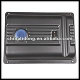 Generator fuel tank 4gal, kinds of color painted+advanced surface treatment+make according to customers'drawing/sample