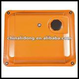 Generator fuel tank 9KW, kinds of color painted+advanced surface treatment+make according to customers'drawing/sample