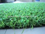Decoration of swimming pool artificial grass