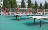 Interlocking Sports Flooring