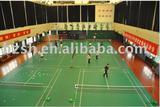 badminton sports flooring (indoor)