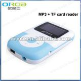 shenzhen mini popular micro sd card mp3 player factory