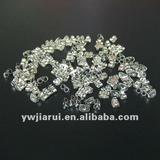 MTFT21 all metal supply chinese factory wholesale fashion jewelry metal accessory butterfly earrings back stoppers