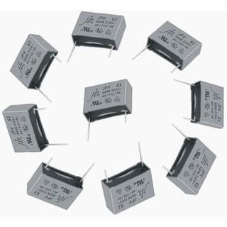 X2 Metallized Polypropylene Film Capacitor
